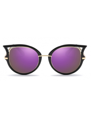 Ochelari de soare violet Cat